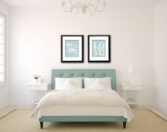 Lets Cuddle Printable Art Let\'s Cuddle Print Bedroom