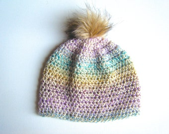 PATTERN:  Basic Beanie, easy crochet PDF, InStAnT DoWnLoAd, Sizes newborn to Adult, Permission to Sell