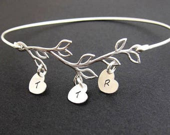 Bracelet for Mother in Law, Mother's Day Gift, Mother in Law Mother's Day Present, Mother in Law Bracelet, Family Jewelry, Family Bracelet