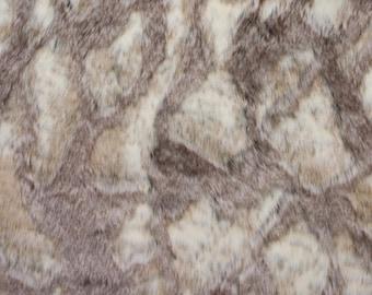 Alaskan High-low Rabbit Faux Fur