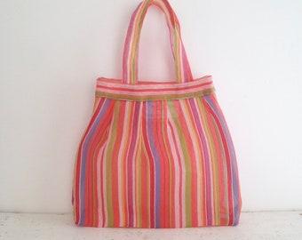 Bag purse - handbag - Orange
