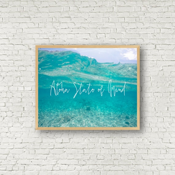 Aloha State Of Mind
