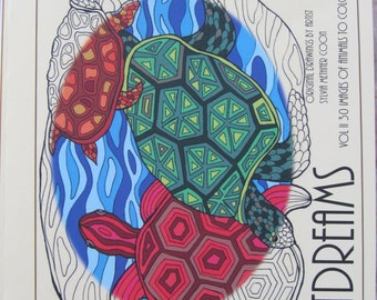Daydreams Animals Volume II