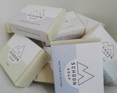 Any three soaps | handmade vegan soap