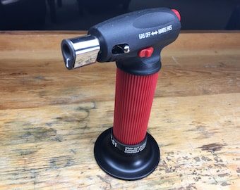 Butane Torch with Auto Ignition and Safety Lock (BT1051)
