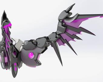 Devil - Imp Mercy wings