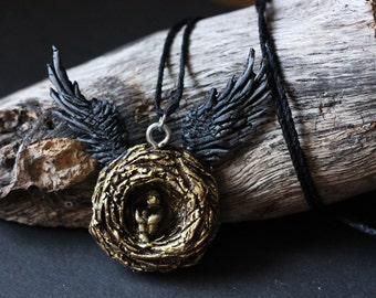 Harry Potter and the Cursed Child necklace