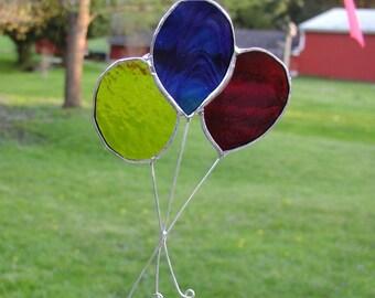 Balloons suncatcher