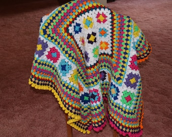 Mexican Inspired Blanket