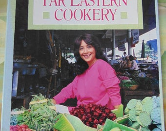 Far Eastern Cookery , 1989 . Madhur Jaffrey , Asian Cookbook , Asian Cooking