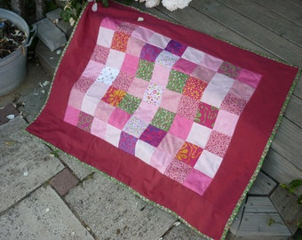 Quilt uniquely made for customer MADE TO ORDER