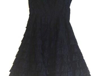 Jonathan Logan Lace Dress
