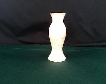 Lexon Hummingbird and Roses cream vase