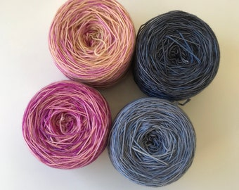 PREORDER Branches Stellaire kit on Sweet Sock