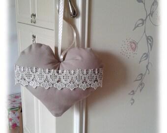 hanging valentine' heart