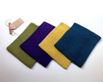 100% cashmere baby kid cowl, tube scarf, hand knitted - ready to ship