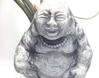 Buddha-Container, Schädel Luft pflanzenhalter, Blumentopf, Einweihungsparty, Schlafsaal, saftiges Pflanzgefäß, Stifthalter