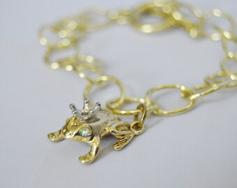Frog Prince Bracelet