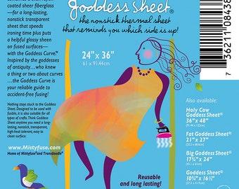 Grand Goddess Pressing Sheet 24 Inch X 36 Inch