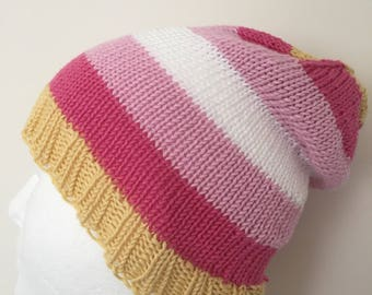 LGBTQ Pangender Slouchy-style Beanie
