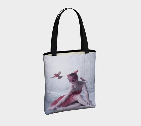 ballet art basic tote