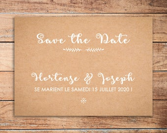 25 Save the date Jules