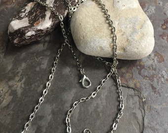 Silver plater chain