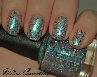 Bourbon St Party - Multicolored Glitter Nail Polish LIMITED EDITION