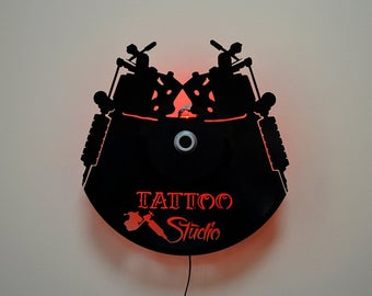 Tattoo studio wall night light Wall Lighting Night Light Function