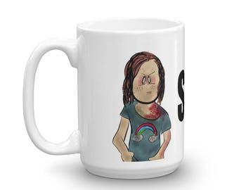Sophia, The Walking Dead, TWD Character Coffee Mug