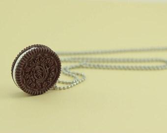 Oreo Necklace
