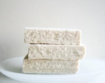 Unscented Salt Soap - Natural Salt Soap Bar