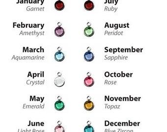 Swarovski Crystal Channel Drop