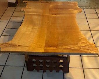 Coffee center table, price includes shipping .