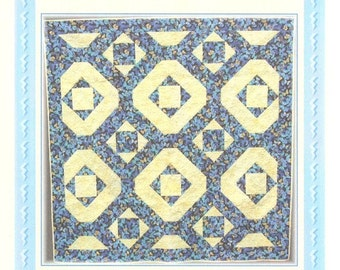 Quilt Pattern - Field Fencing