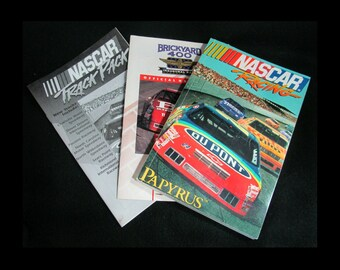 Papyrus racing game manuel  - racing book - stock car - auto racing - racing car gift - man cave book -  # 16