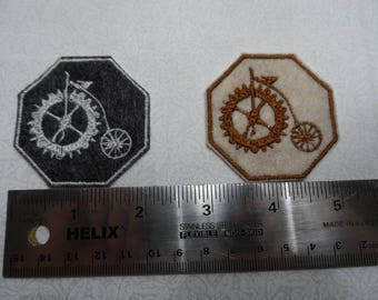 Penny Farthing Scout Patch