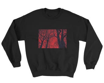Tree Portals Sweatshirt by Red Rose Grace