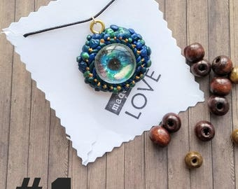 Eye of The Dragon Necklaces
