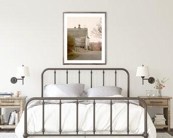 Rustic Barn Print, barn photography, barn print, country living, modern farmhouse decor, wall decor, home decor, rustic decor, wall art