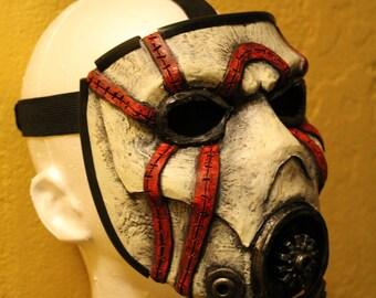 Borderlands Custom Psycho Bandit Mask no LEDs