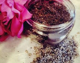 Rise and Grind Coffee Sugar Body Scrub