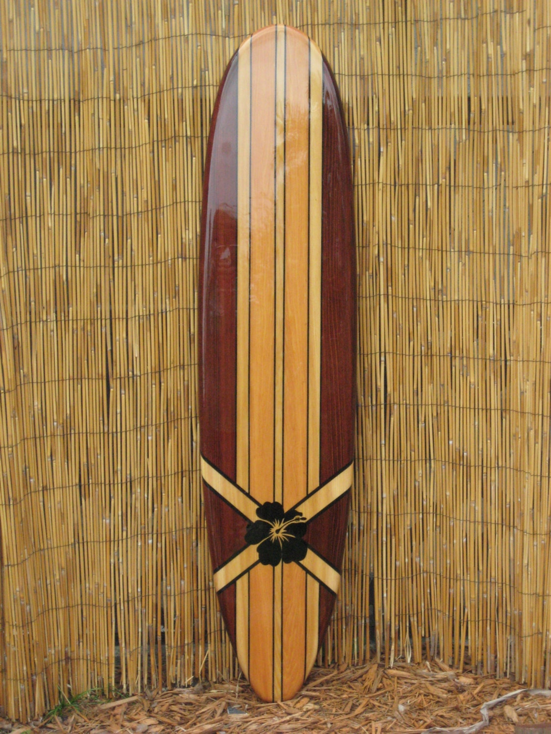 Wooden Decorative Surfboard Wall Art Wall Hanging or Beach
