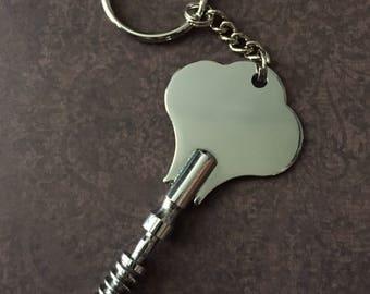 Budget Bass Tuner Keychain