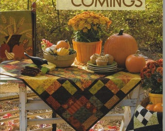 Home Comings by Debbie Mumm's Quilt Pattern Book