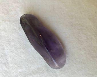 Natural Smooth Amethyst Crystal