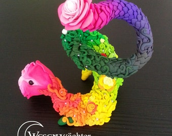 Handmade Dragon Rosylva