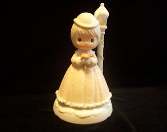 "Precious Moments ""The Light of The World is Jesus"" Musical Figurine"