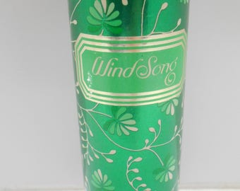 Vintage Wind Song Talc (32) Net Wt. 2 oz.,  Prince Matchabelli