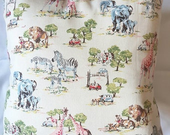 Cath Kidston Safari Cushion Cover